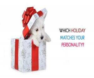 Which Holiday matches your Personality?