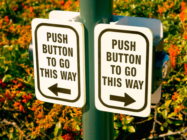 Which one would you push?