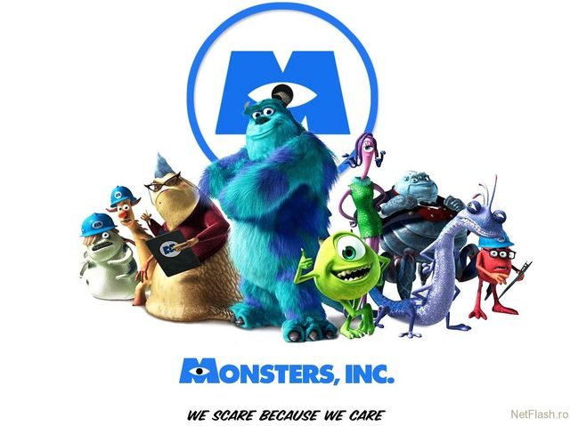 Which Monsters Inc monster are you?