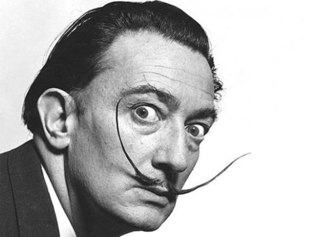 Which of these Salvador Dali paintings are you drawn to?