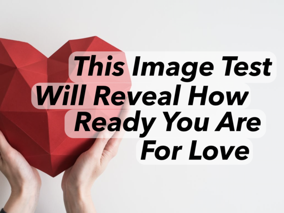 This Image Test Will Reveal How Ready You Are For Love
