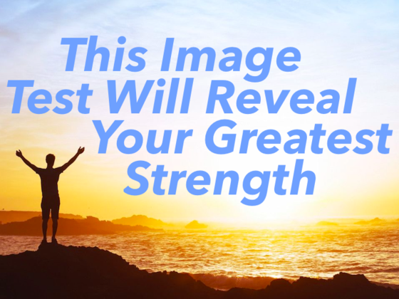 This Image Test Will Reveal Your Greatest Strength