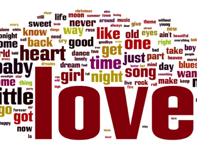 Which word sounds the most like your love life thus far?
