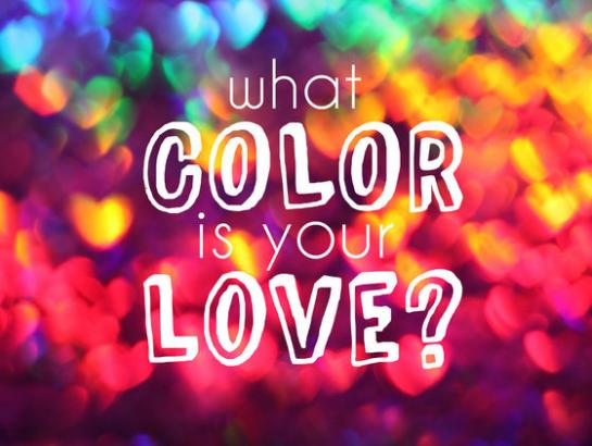 What Color is your Love?