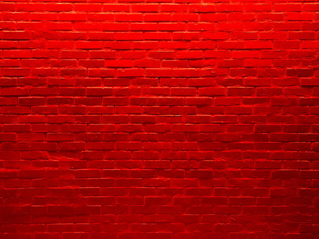 How might you expect people to react if they spend time in a room with red walls?