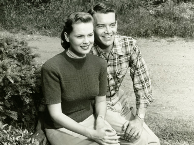 If you were dating in the 50's, where would you take your first date?